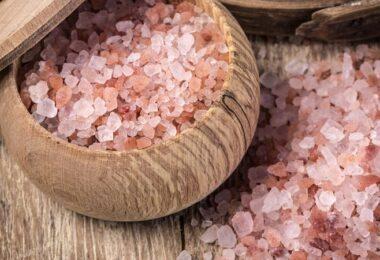 Los beneficios de la sal del himalaya