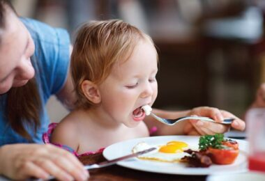 Mejorar la salud digestiva en niños