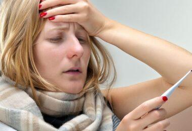 Temperatura corporal y fiebre
