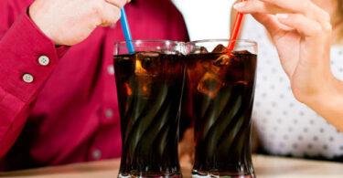 Ingredientes en los refrescos