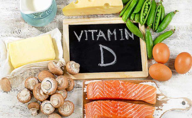 La necesidad de vitamina D para las mujeres