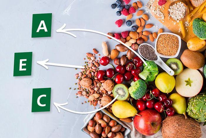 Las vitaminas y minerales y cómo influyen en nuestro peso