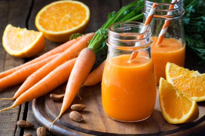 Los beneficios del jugo de naranja para desintoxicar el cuerpo