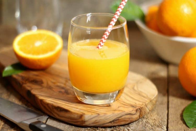 Prueba este zumo de naranja para bajar de peso