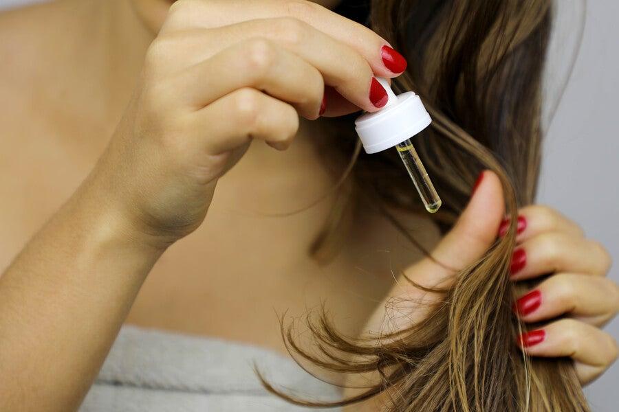 Los mejores aceites para el cabello
