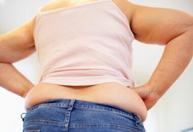 Cosas que activan la acumulación de grasa en el cuerpo