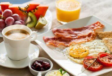 Conoce los beneficios del desayuno contienental