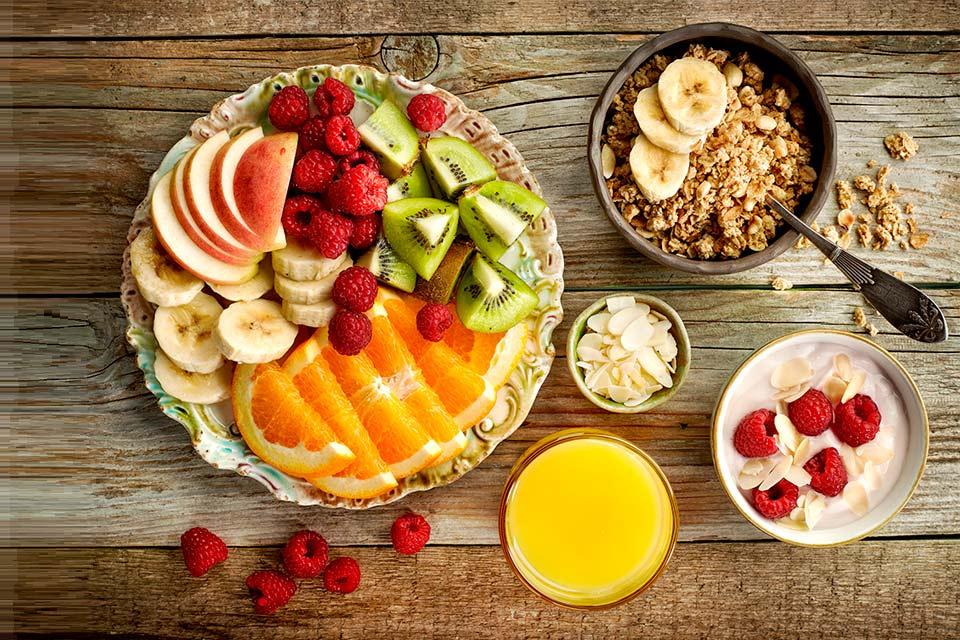 Los mejores desayunos saludables para niños