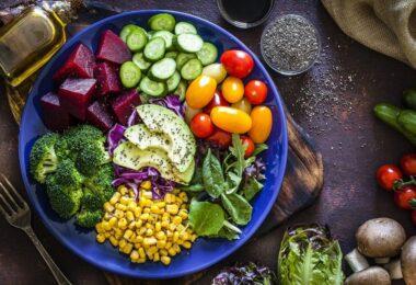 Cómo llevar una dieta vegana