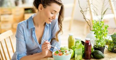 Equilibrar dieta vegetariana cuando tienes diabetes