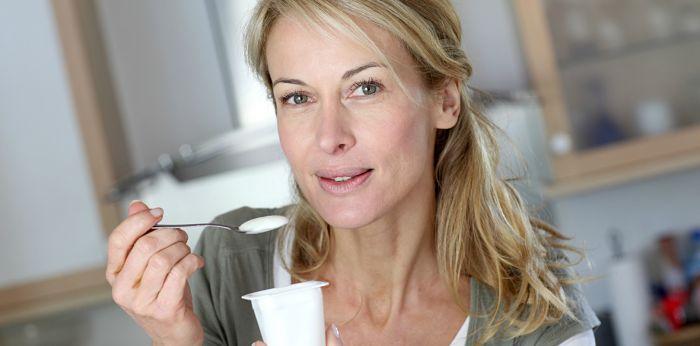 Deficiencias nutricionales mujeres de 40 años