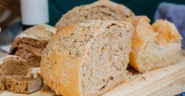 Elabora un pan keto bajo en carbohidratos