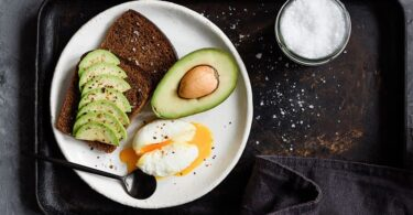Desayunos para desarrollar masa muscular