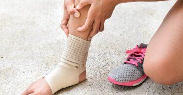 Dolor de tobillo causas y tratamiento