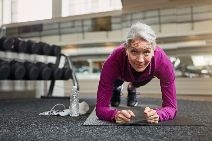 Actividad física para mejorar la salud ósea