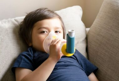 Mitos sobre el asma en los niños