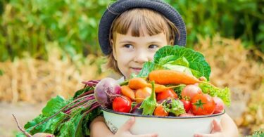 Dieta para que los niños coman sano
