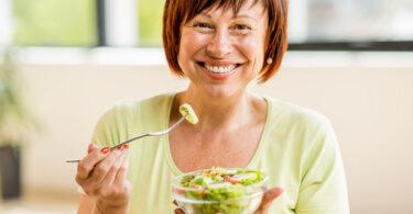 Qué desayunar cuando tienes menopausia