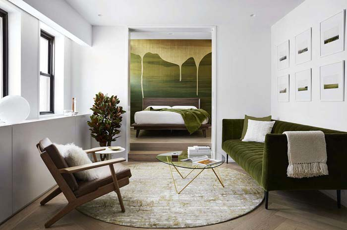 diseno minimalista muebles
