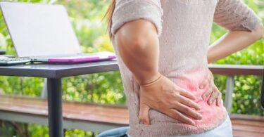 Los dolores de espalda pueden indicar otros problemas