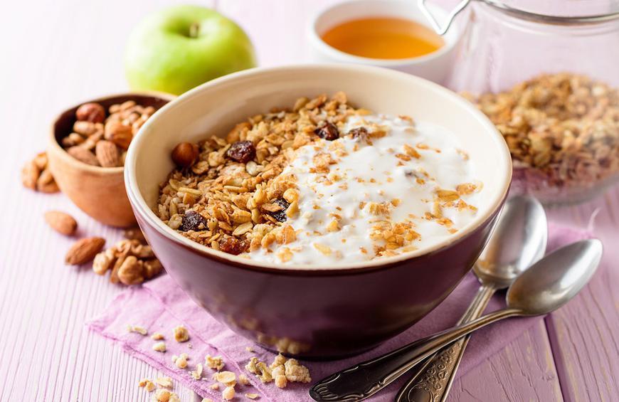 Mejores desayunos para reducir el colesterol malo