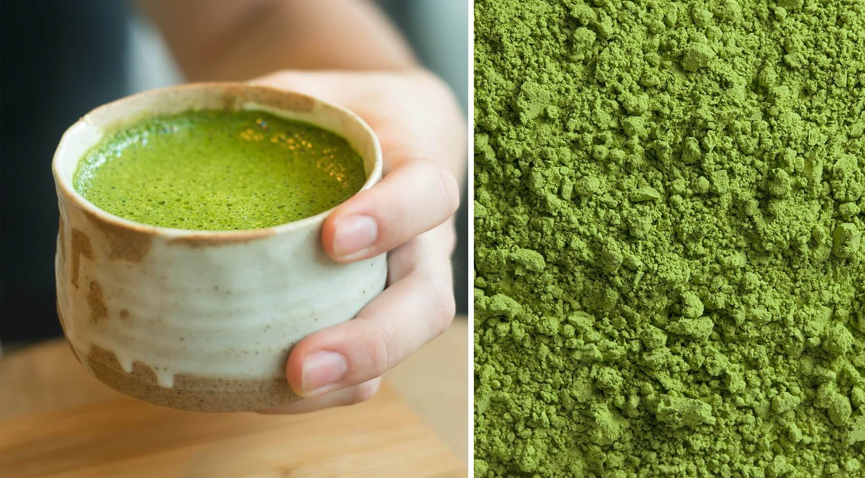 Té verde para mejorar la apariencia de tu piel