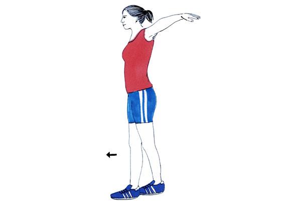 ejercicios de equilibrio cuerda floja