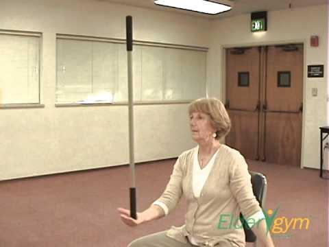 ejercicios de equilibrio varita mágica