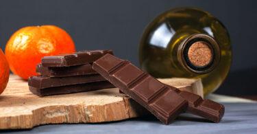 Vino y chocolate para la salud del corazón