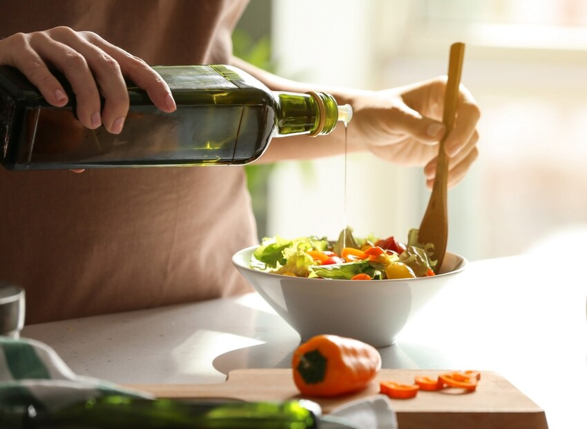 Los mejores aceites para hacer dieta y cuidar la salud