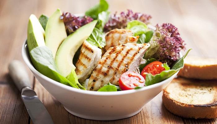 Consume más proteinas para bajar de peso