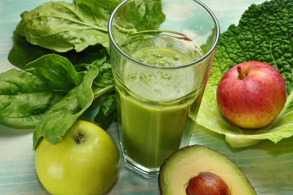 verde para reducir el colesterol
