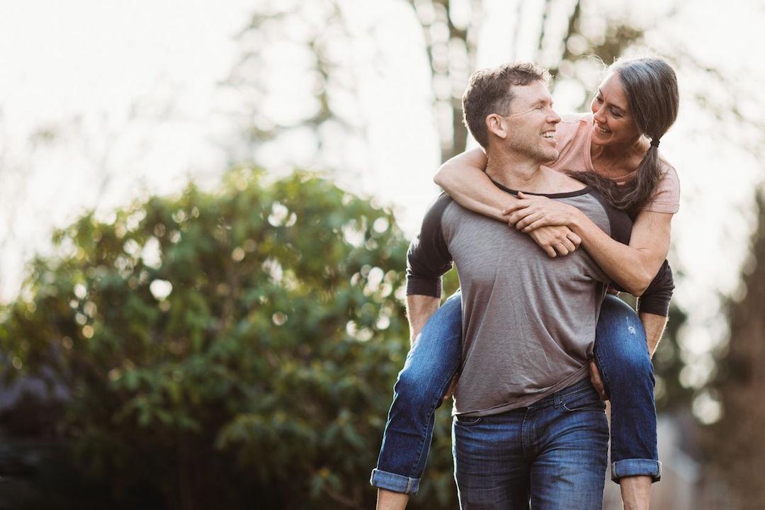 Las similitudes en una relación de pareja a largo plazo