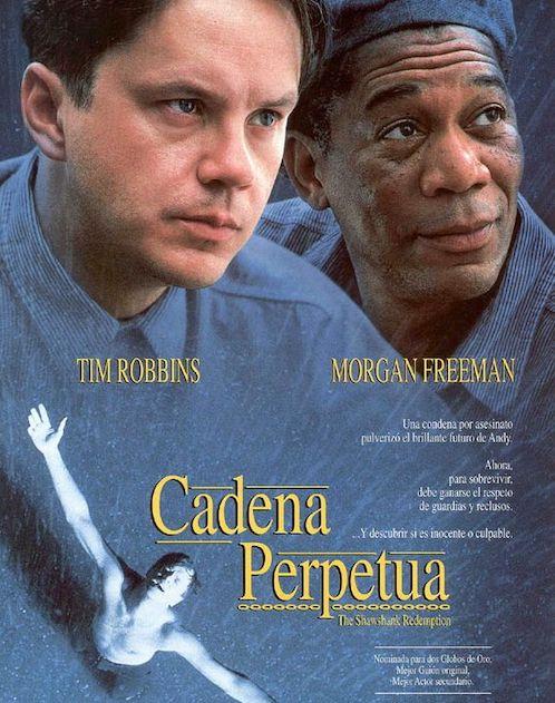 películas inspiradoras cadena perpetua