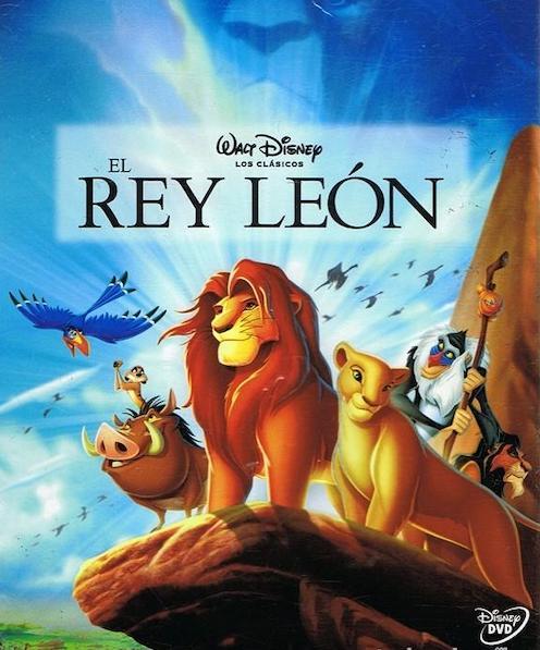 peliculas que te hacen reflexionar el rey león