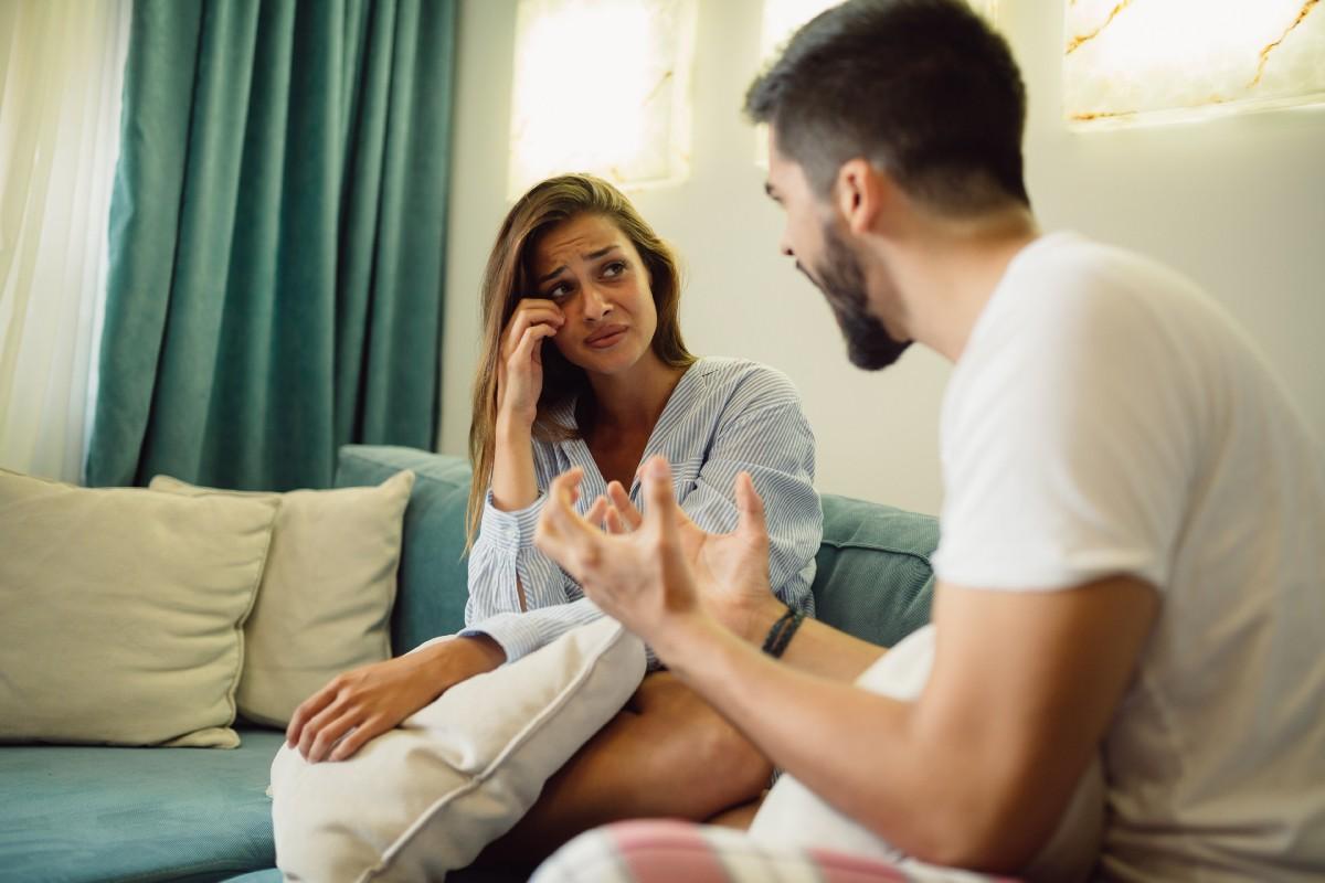 Conflictos de pareja