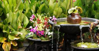 Feng. Shui en la decoracion del jardin