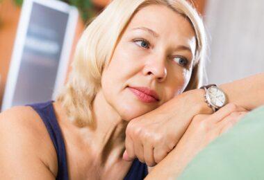 Cambios de humor durante la menopausia