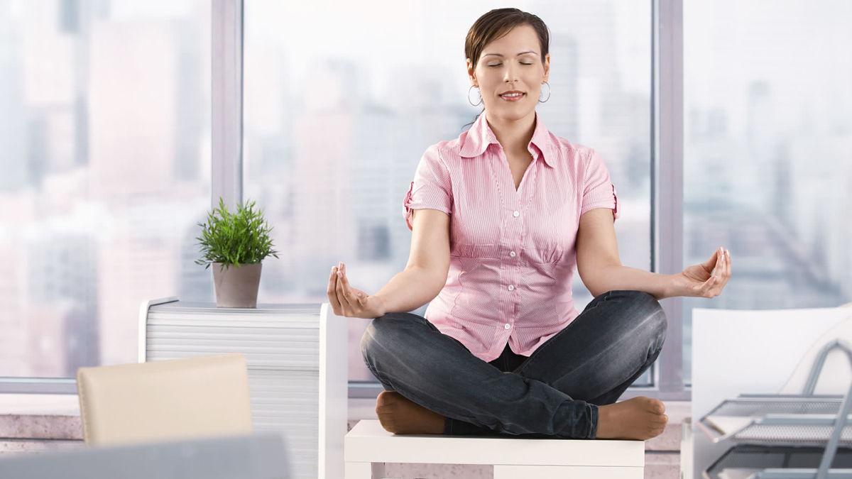 Meditación y Yoga para reducir el estres