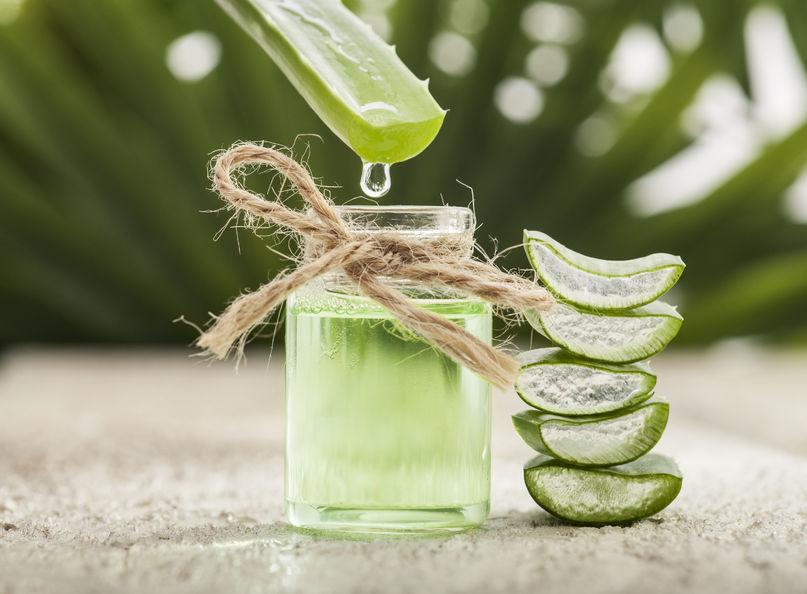 Beneficios del aloe vera contra el acné y las arrugas