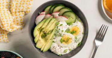 Beneficios del huevo para el desayuno