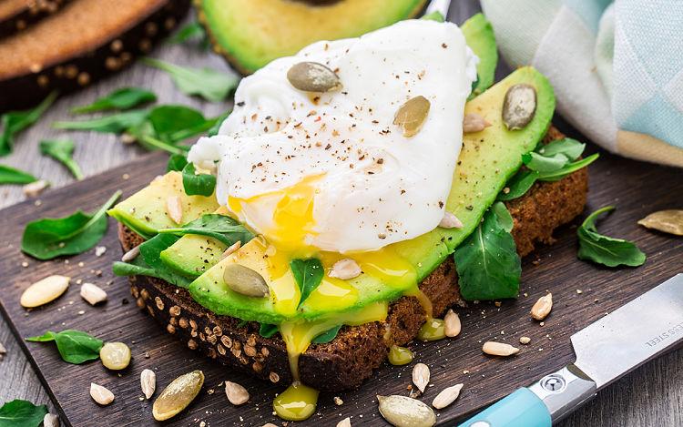 Desayunos para no sentirse inflamado
