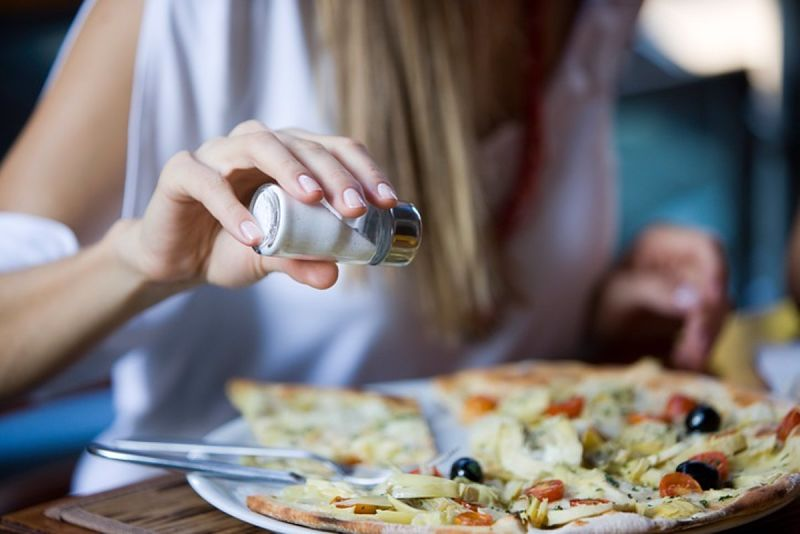 Problemas de salud por el consumo de sal excesivo