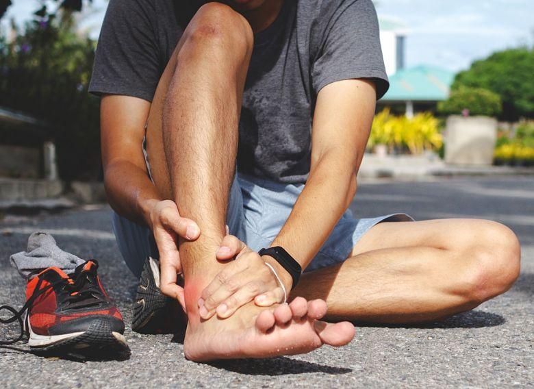 Síntomas en las piernas por diabetes tipo 2