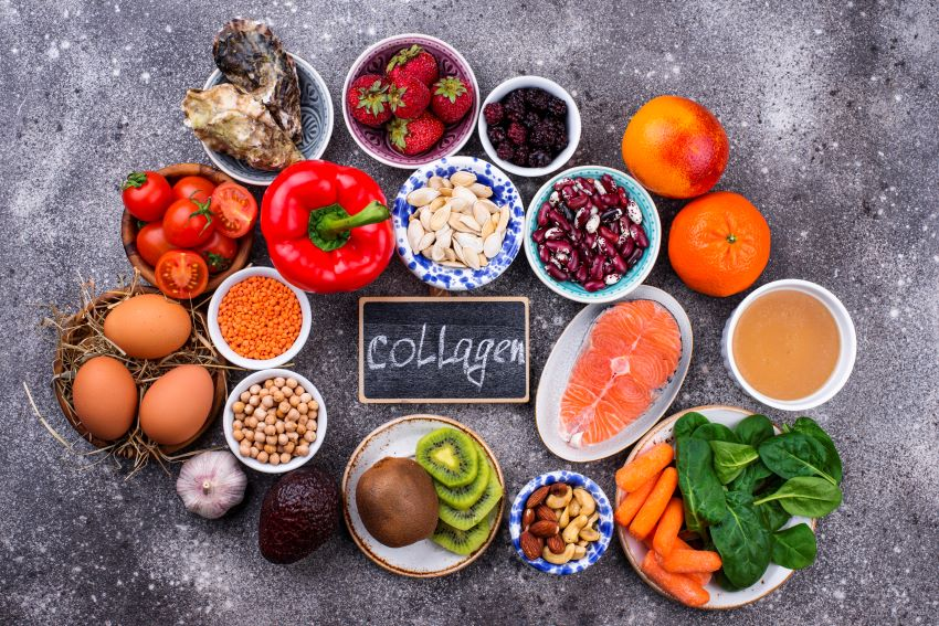 Dieta rica en colágeno