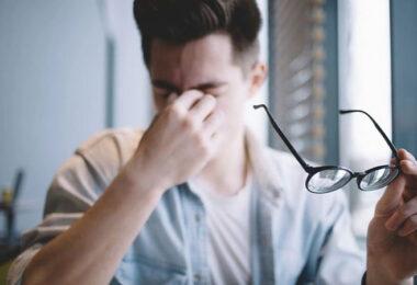 Problemas en los ojos por estar mucho timepo frente al monitor