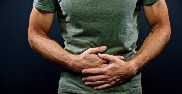 Dolor abdominal por gases causados por una dieta alta en fibra