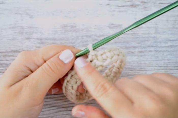 Cómo hacer guantes a crochet paso a paso 4