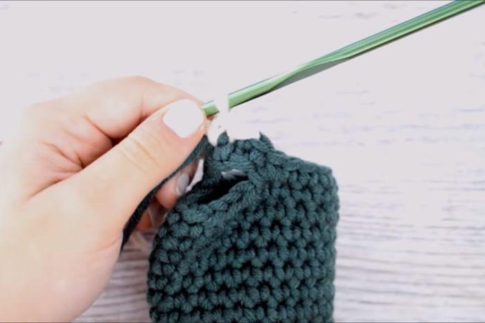 Cómo hacer guantes a crochet paso a paso 7