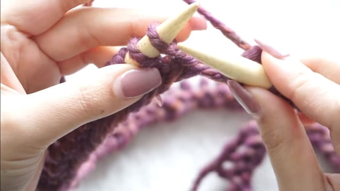 Mantas para bebés Cómo hacerlas tejiendo a dos agujas 8